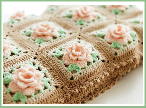 22 Grannys de Flores en 3D ¡ fabulosos !