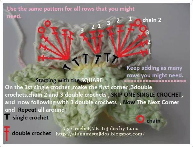 foto tutorial jacinto crochet