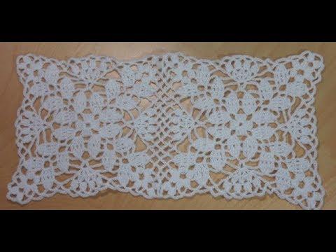 Crochet cuadrados o granny squares
