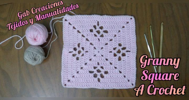 Granny Square, a Crochet