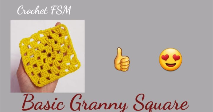 Granny square Beginners
