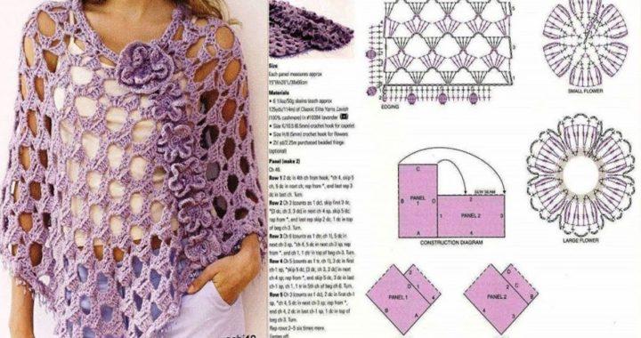 Tejidos a Crochet - Esquemas