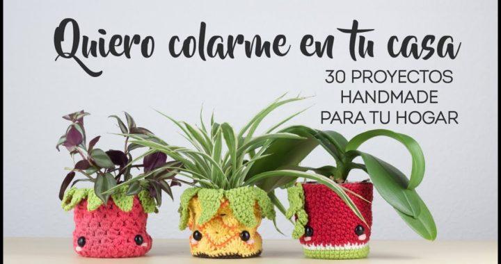 Vlog #HogarCasasol - Patrones de crochet y manualidades para tu hogar