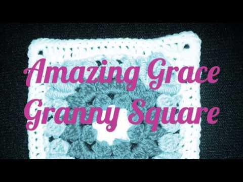 #108 - Amazing Grace - 2018 Granny Square CAL