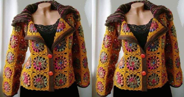Tejidos a Crochet / Patrones