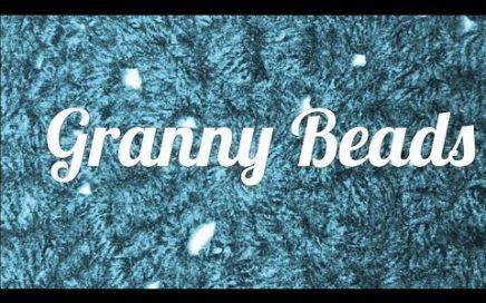 #332 - Granny's Beads - 2018 Granny Square CAL