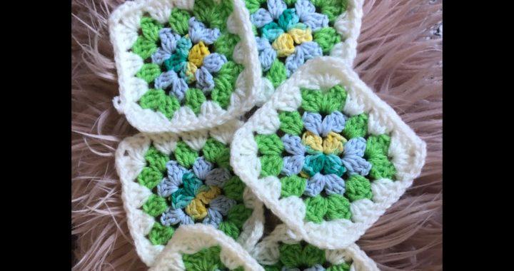 Granny Basico Crochet//pasionporelcrochet