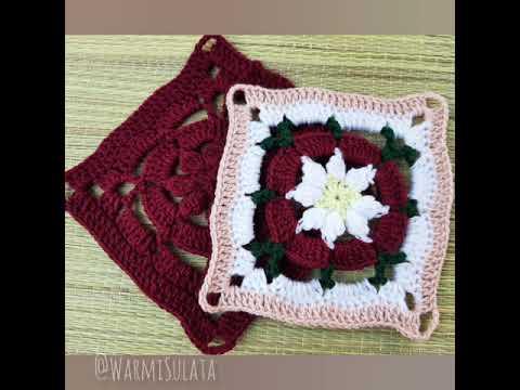 Granny Crochet. Aprender a leer y tejer patrones.