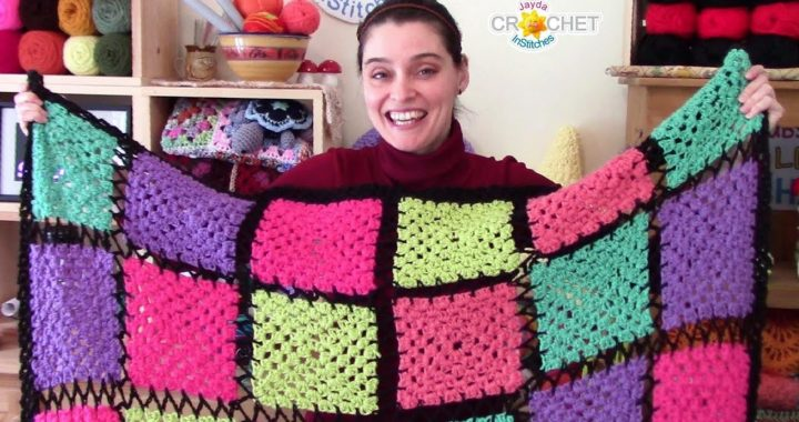 Granny Square Blankets Collection