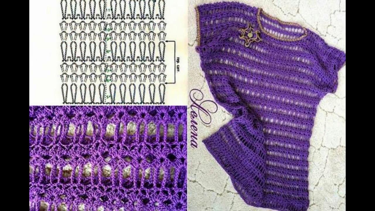 Nuevos Patrones/Tejidos a Crochet