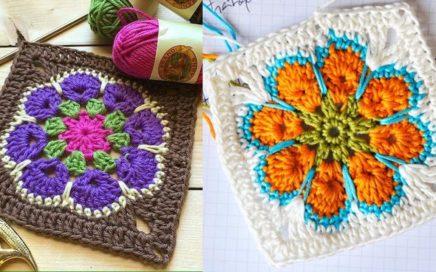 Square - Tejidos en Crochet