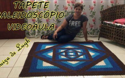 TAPETE CALEIDOSCÓPIO # Luiza de Lugh