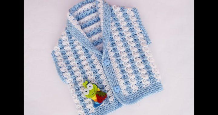 Very easy crochet vest #crochet @Majovel crochet