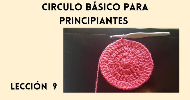 #círculo #crochet #principiantes  Círculo básico para principiantes