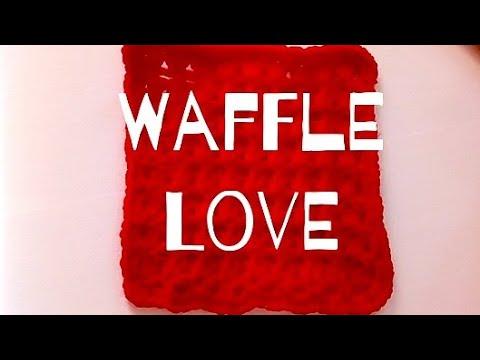 #272 - Waffle Love - 2018 Granny Square CAL