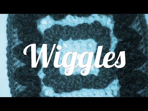 #340 - Wiggles Square - 2018 Granny Square CAL