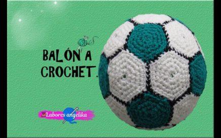 BALÓN A CROCHET. | Labores Angélika |