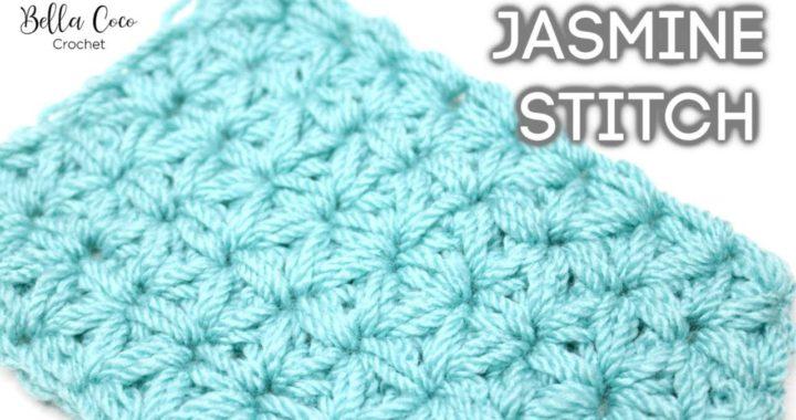 CROCHET: JASMINE STITCH | Bella Coco Crochet