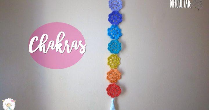 Chakras a crochet | ganchillo