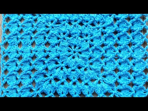 Crochet Pattern | Crochet Blanket