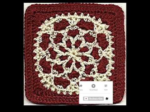 Crochet granny square design ideas 2k20