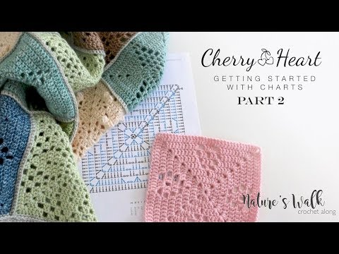 Getting Started with Crochet Charts 2
