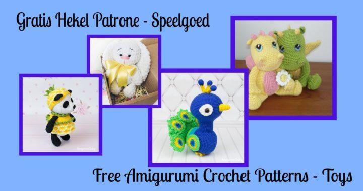 Gratis Hekel Patrone | Free Amigurumi Crochet Patterns