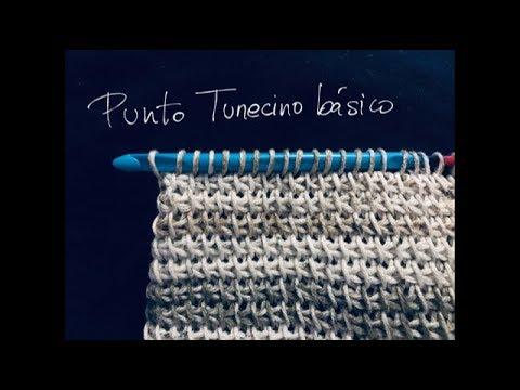 Mini tutorial punto tunecino básico