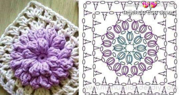 Patrones a crochet fáciles de elaborar !!  . / Tejiendo con amor..