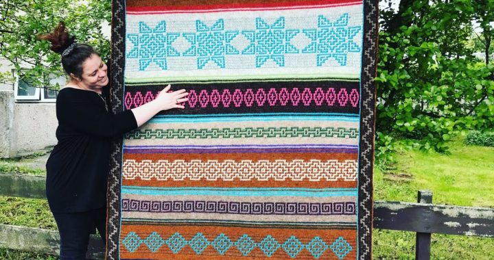 #2 Beginners Guide to Mosaic Crochet - The Charts