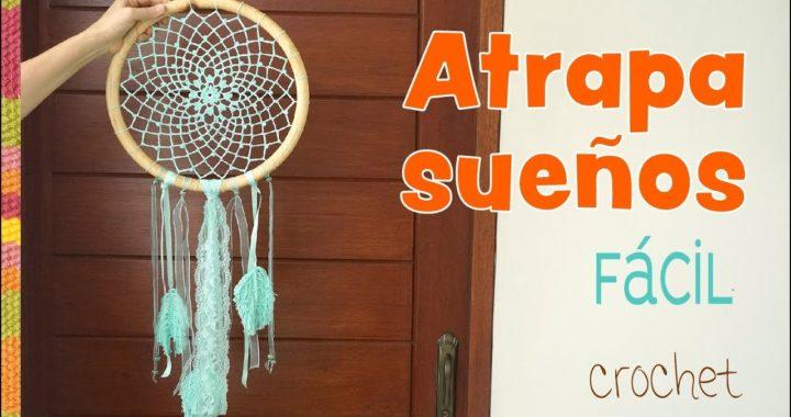 Atrapa sueños o mandala fácil tejido a crochet 😄 (Taller en vivo) - Tejiendo Perú