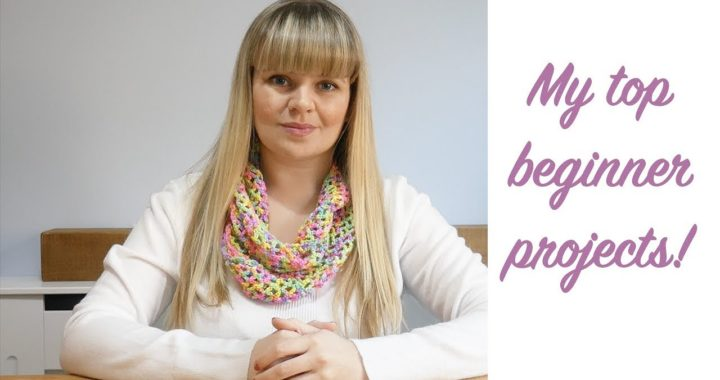 Best Crochet Projects for Beginners  || Blossom Crochet