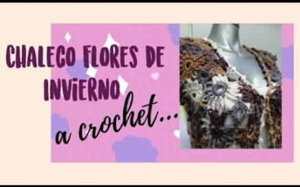 CHALECO FLORES DE INVIERNO