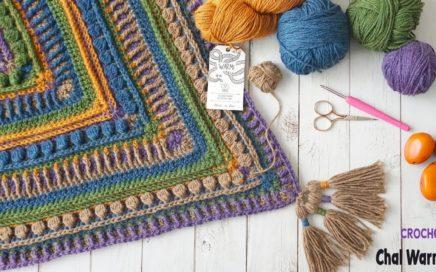 Chal Warmi Amano tejido a crochet / Tejiendo Perú 🙋🏻♀️
