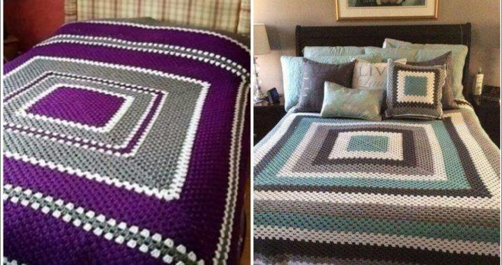 Crochet Designs //Most Elegant Handmade Crochet Bedsheets Designs Ideas And Patterns