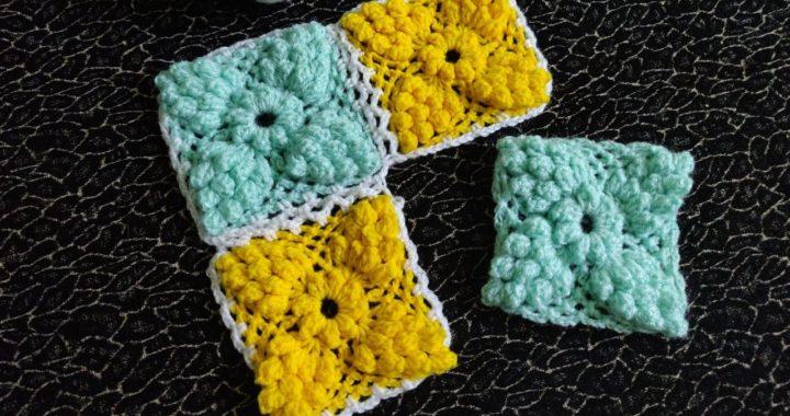Joining Granny Squares Crochet Tutorial