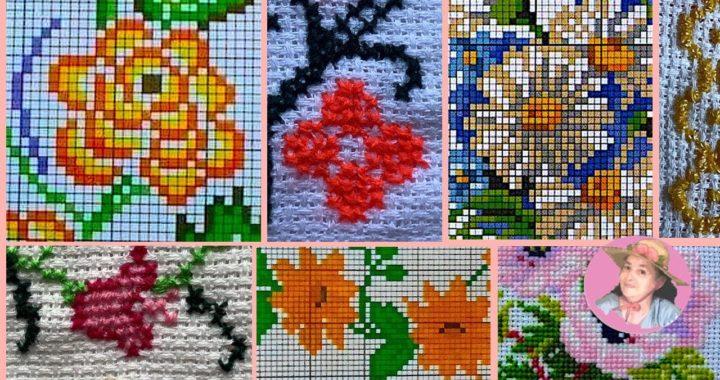Muestras y patrones en punto de cruz #1062