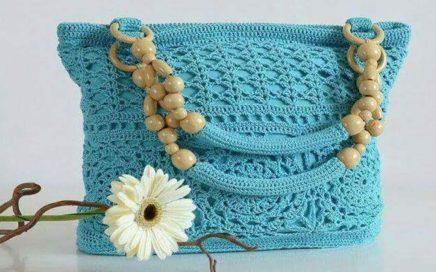 Nuevos Tejidos a Crochet /Ganchillo / Patrones Nº 01