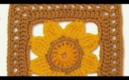 Patrón, Gráficos de Cuadros, crochet