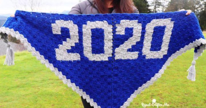 Single Crochet Lattice Join on C2C