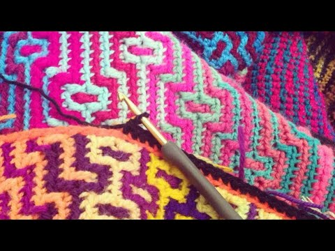 #1 Beginners Guide to Mosaic Crochet - The Basics