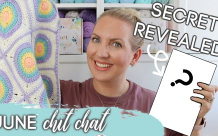 CROCHET CHIT CHAT: JUNE 2020 PODCAST | Bella Coco Crochet
