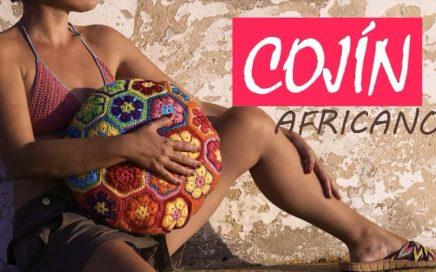 Cojin Africano a crochet (Actualizado)