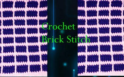 Crochet Brick Stitch