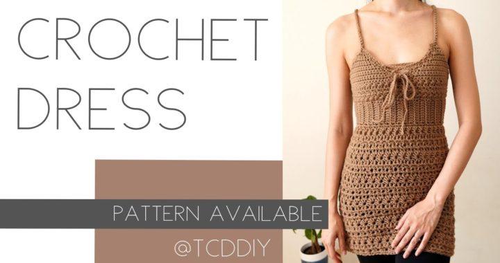 Crochet Dress | Pattern & Tutorial DIY