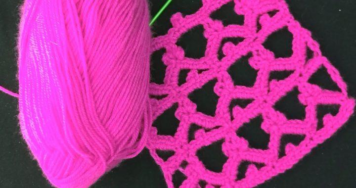 Crochet pattern for vest - Häkelanleitung für Weste - Узор крючком для жилета