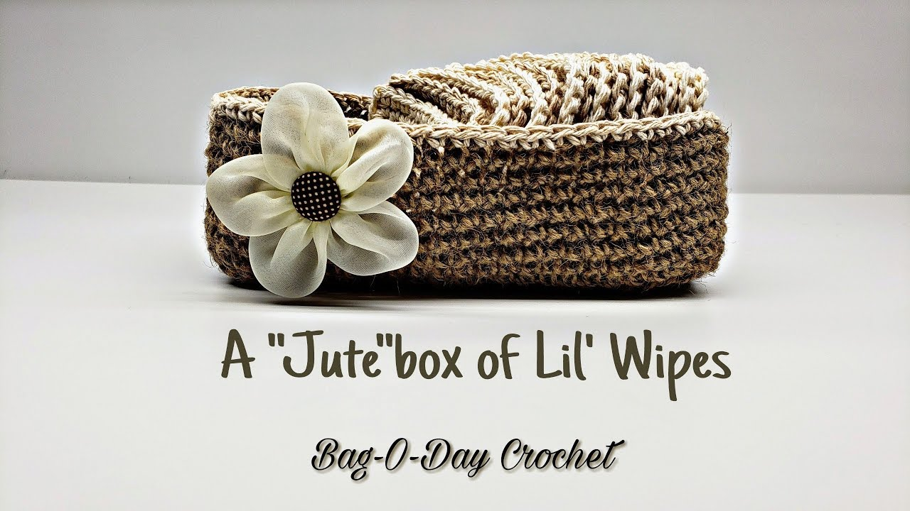 """HOW TO CROCHET A BOX 