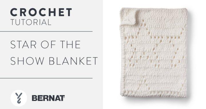 How to Make a Filet Crochet Stars Blanket | Easy Pattern Tutorial