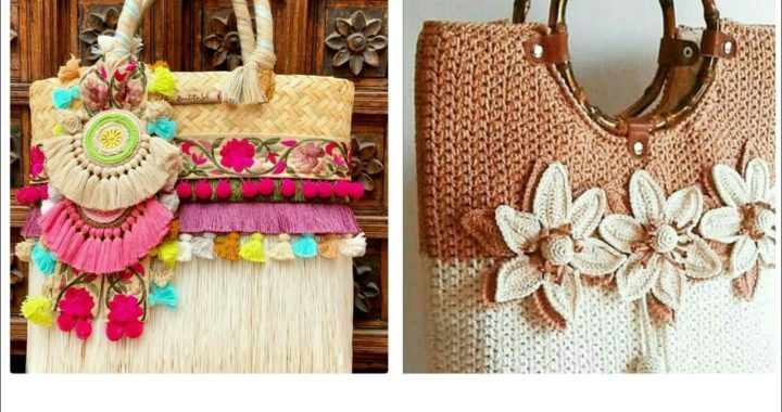 Latest  Best Crochet Bags Design Ideas 2021