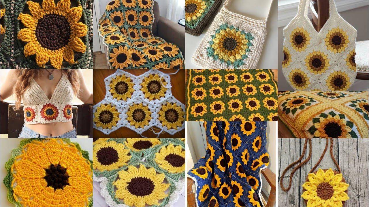 Los últimos hermosos patrones de abuela de encaje de ganchillo para todo
